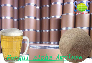 Beer Brewery Fungal Food Grade Alpha Amylase Enzyme SINOzym-FAA50BE